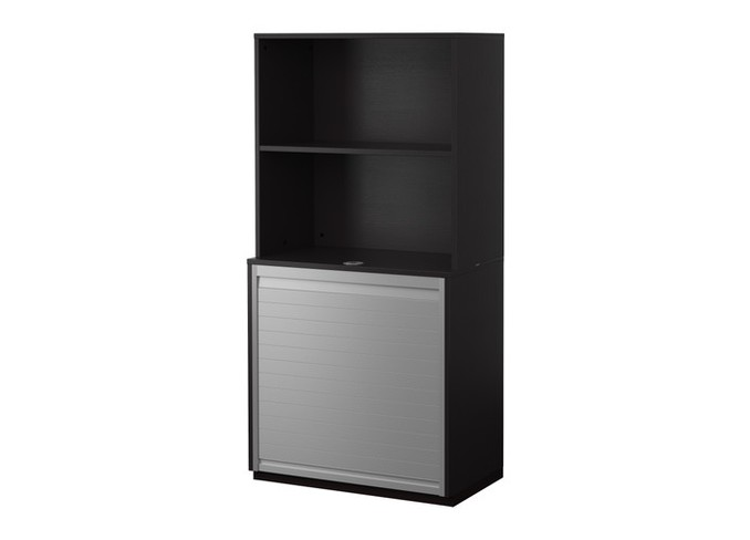 Ikea GALANT Storage Combination With Roll Front Gallery 1