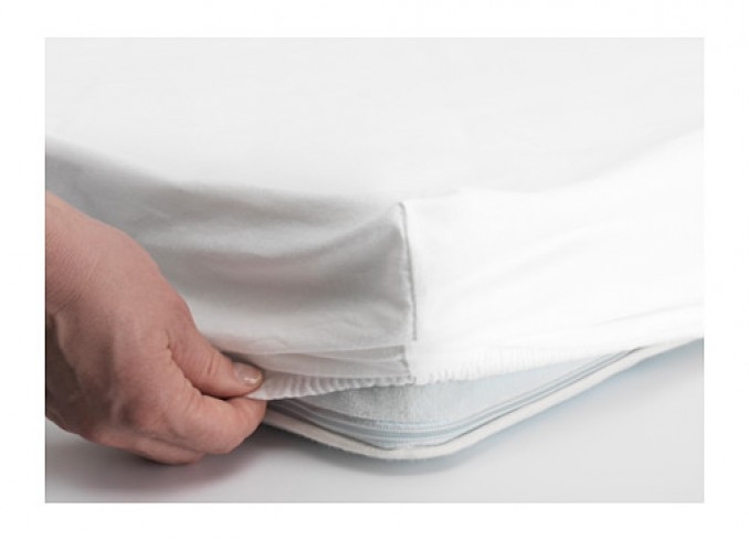 Ikea LEN Fitted sheet set-of-2 for cot gallery 3