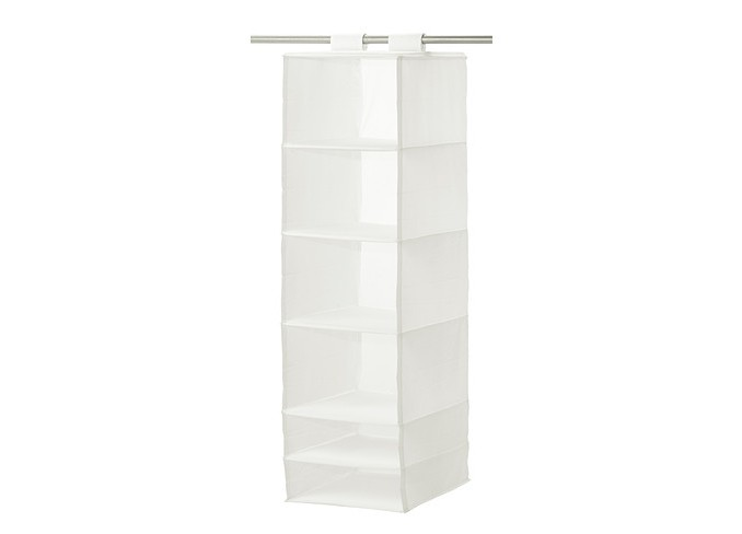 IKEA Hanging Storage (6 compartments fabric) gallery 3