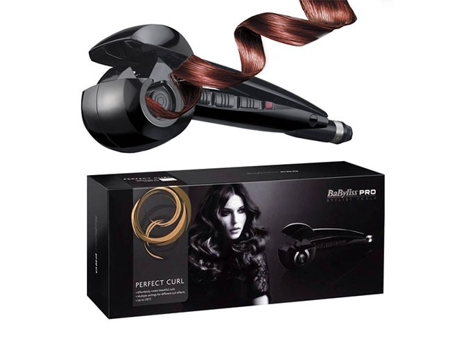 babyliss pro curl machine