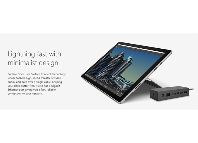 Saamaanu com: Microsoft Surface Dock