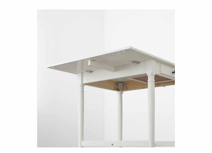 Saamaanucom Ikea Ingatorp Drop Leaf Table